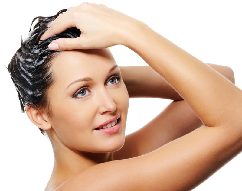 Đồng thời giúp tóc bạn chắc khỏe hơn.