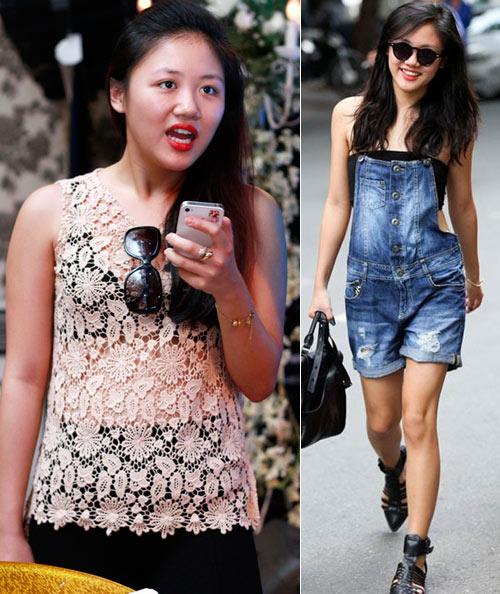 Cách giảm cân nhanh chóng của 2 ca sỹ trẻ Văn Mai Hương và Miu Lê6