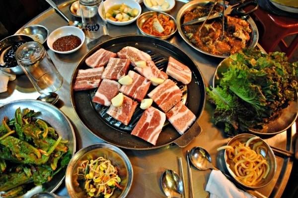 Thực đơn giảm cân hoàn hảo với các món ăn Hàn Quốc
