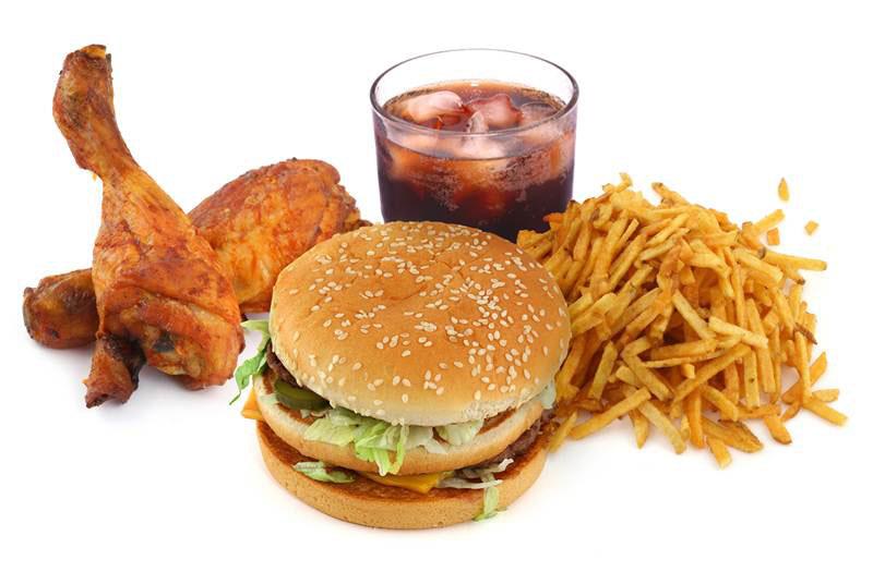 Những nhóm thực phẩm gây béo bụng không nên sử dụng trong giờ làm việc3