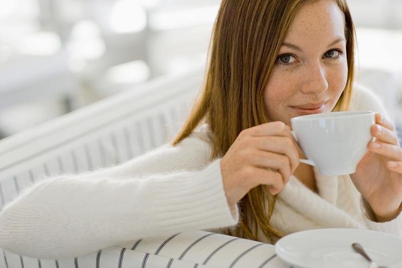 Bạn cũng không nên uống trà sau ăn.