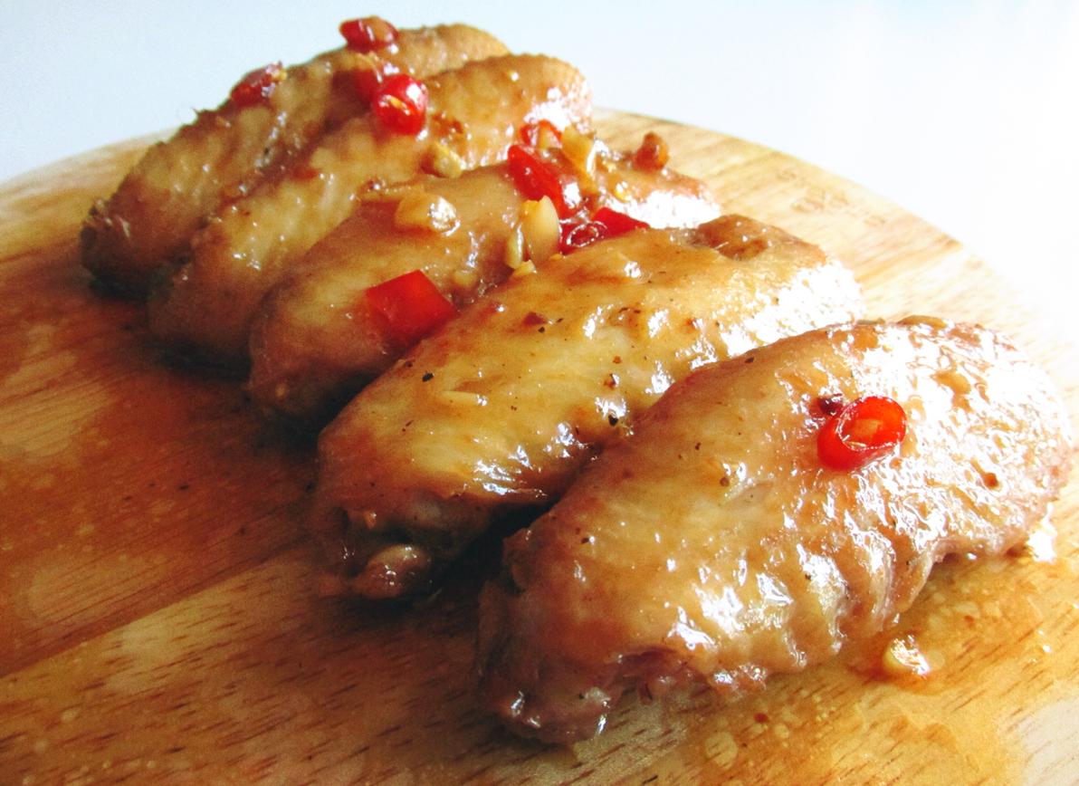 Cả gan và nội tạng cũng nguy hiểm như cánh gà.