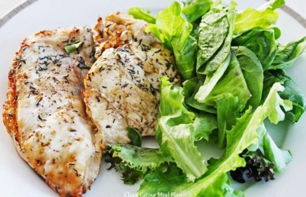 Bí quyết giảm cân an toàn sau Tết bằng chế độ ăn kiêng Clean - Eating