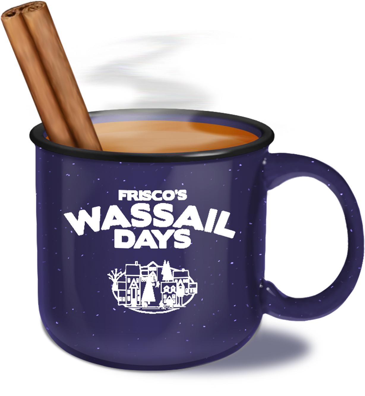 Wassail là thức uống phổ biến ở Anh.