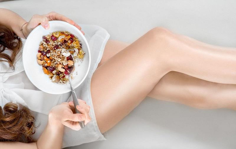 Không nên ăn quá nhanh nếu bạn muốn giảm béo