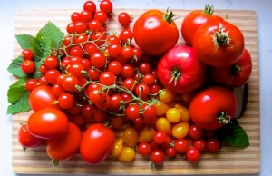 Thực đơn giảm cân nhanh trong 5 ngày với cà chua