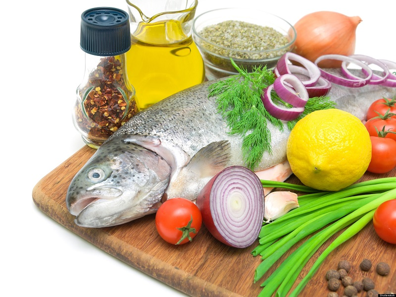 Cân bằng chế độ dinh dưỡng