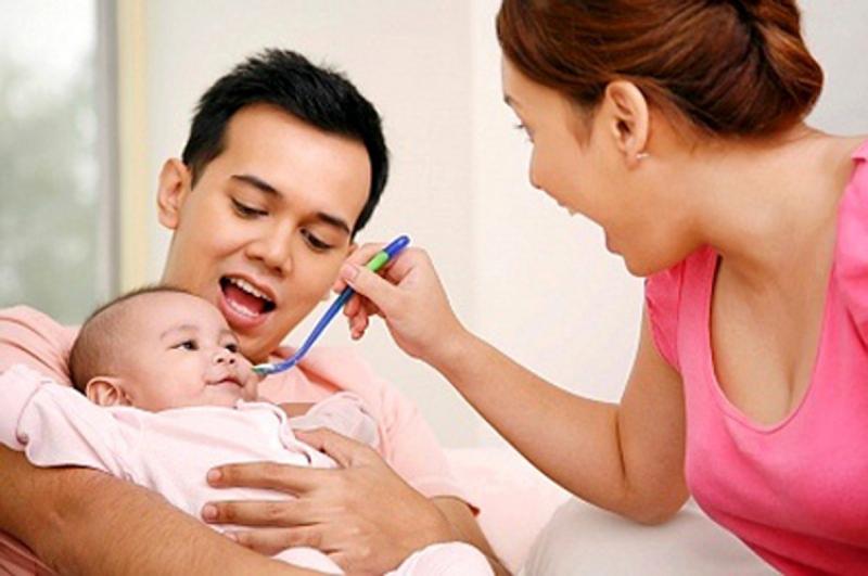 Ngay từ khi mang thai, các mẹ đã phải chú trọng tình hình của bé.