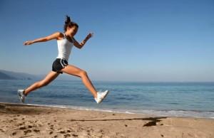 Chị em đã bắt đầu chú trọng các bài giảm cân tốt cho sức khỏe hơn.