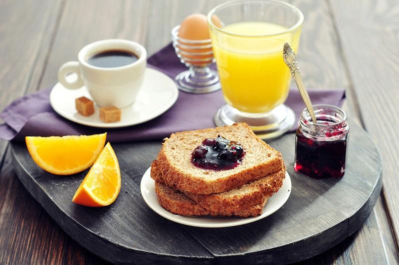 Không nhịn ăn sáng