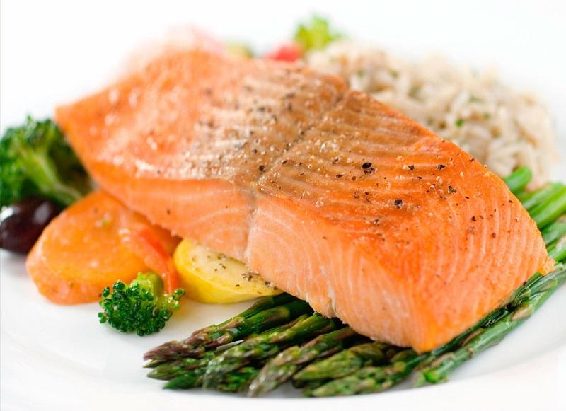 Bổ sung nhóm thực phẩm có lợi vào thực đơn giảm cân