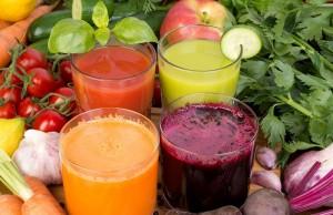 Giảm nhanh 3kg trong 2 tuần chỉ bằng những loại nước ép rau củ quả