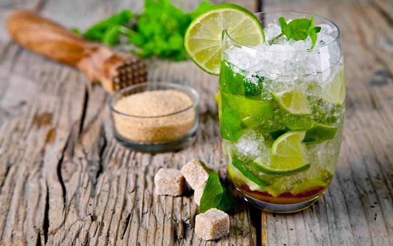 Uống nước chanh pha loãng