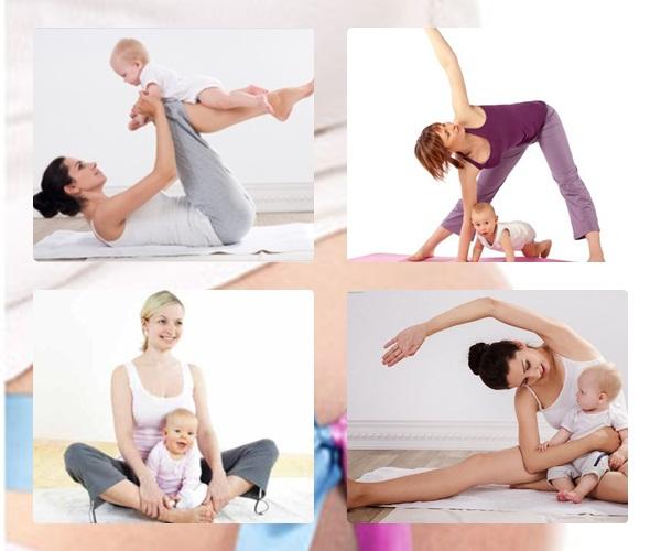 Bí quyết giảm cân nhanh dành cho các mẹ sau khi cai sữa cho bé6