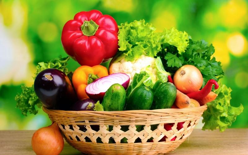 Chị em cần bổ sung thêm nhiều rau quả.