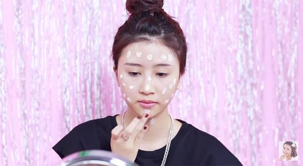 Bật mí cách trang điểm của hot teen Quỳnh Anh Shyn7