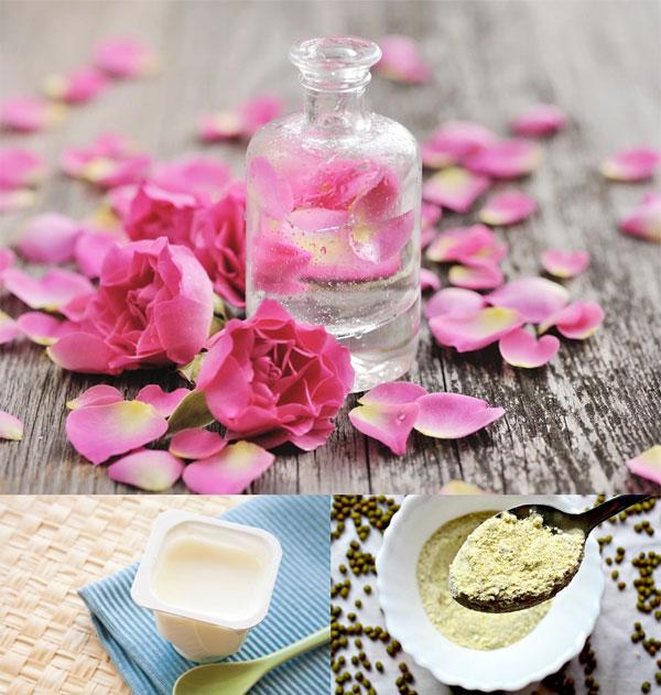Bật mí 3 loại mặt nạ hoa hồng giúp cải thiện làn da một cách hiệu quả6