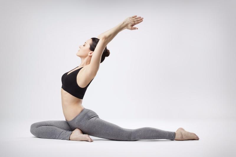 Yoga có các tác dụng thần kỳ.