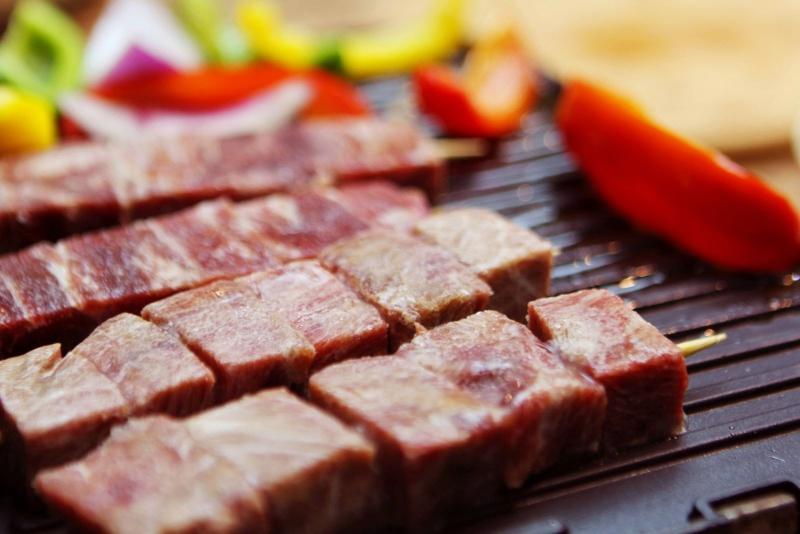 Thịt bò cũng như các loại thực phẩm khác, thích hợp cho giảm cân.